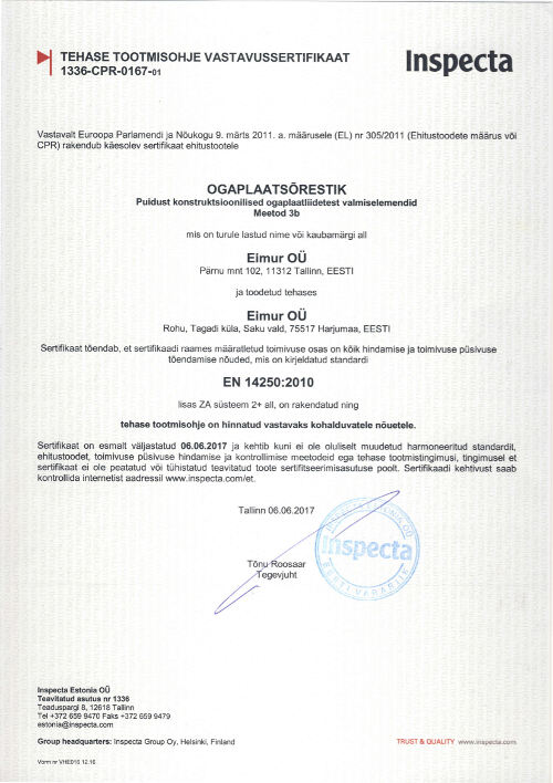 CE_Eimur sertifikaat
